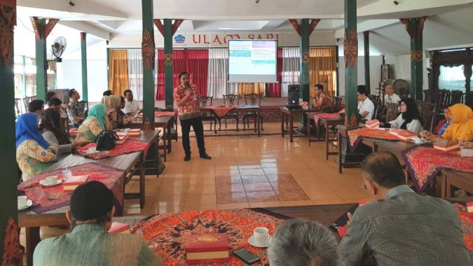 Kelas Internet Marketing di Ulam Sari Resto