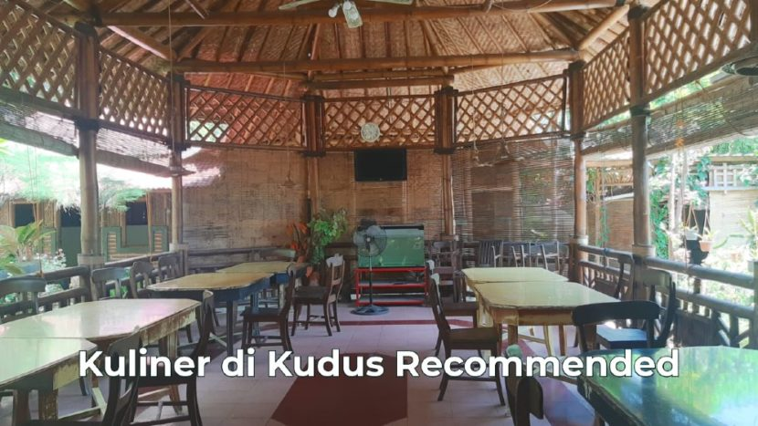 kuliner di kudus recommended