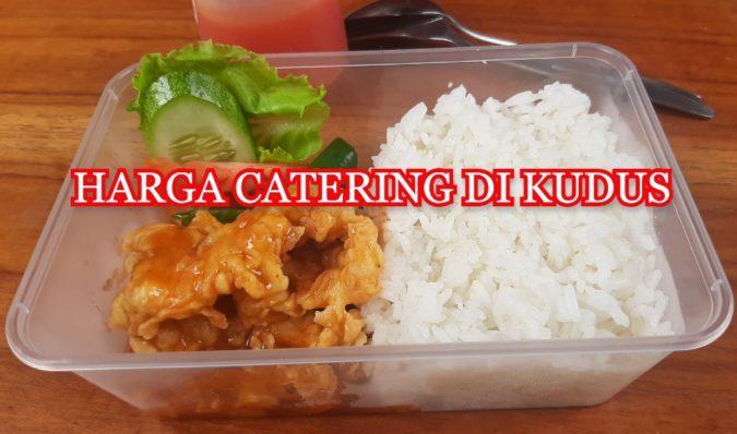 Harga Catering di Kudus